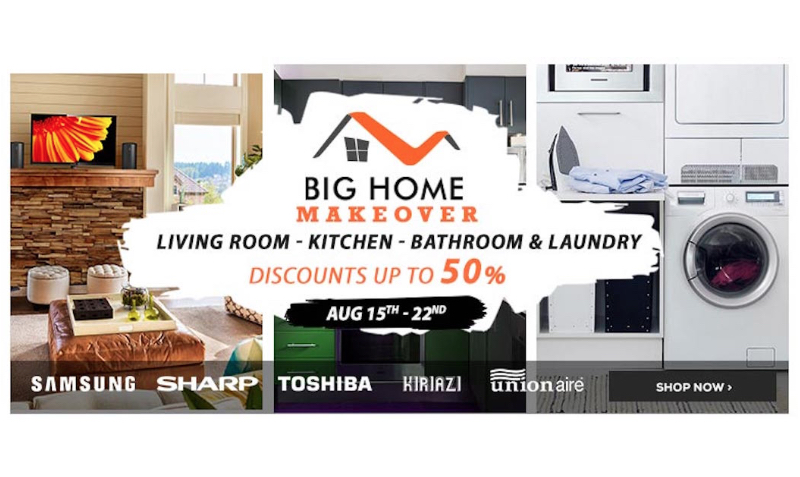 Living Room 50 Off 50% off kitchen electronics at jumia egypt for home makeovers - edealo