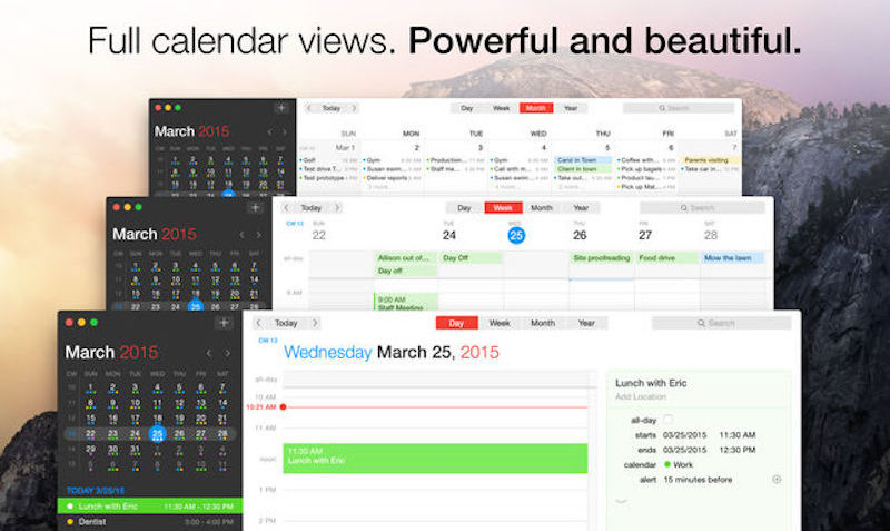 30% Off Fantastical 2 App for a Limited Time