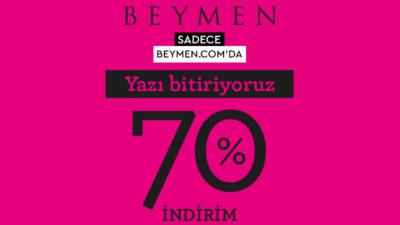 70% Off Discount SALE at BEYMEN