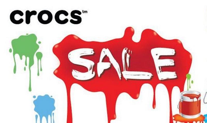 10% OFF Promo Code at CROCS Singapore
