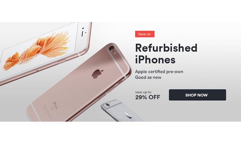 29% OFF Refurbished iPhones at Souq com Saudi Arabia