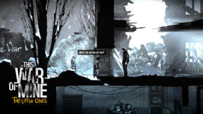 iOS game this war of mine