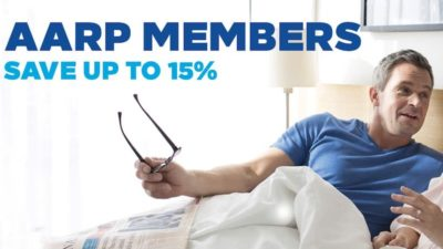 15% Off for AARP Members at Hilton Hotels