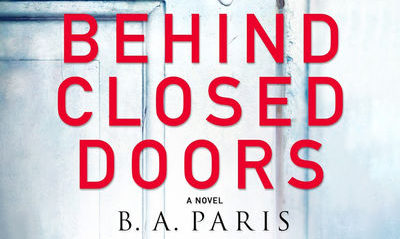 book review behind closed doors