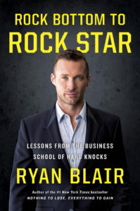 inspiring book rock bottom to rock star #rb2rs