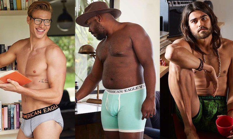 Men's Underwear Stock-up
