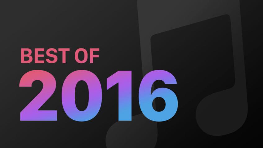 best 2016 music