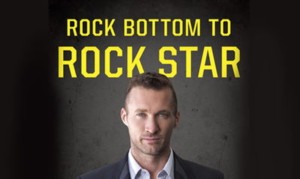 inspiring book rock bottom to rock star #rb2rs