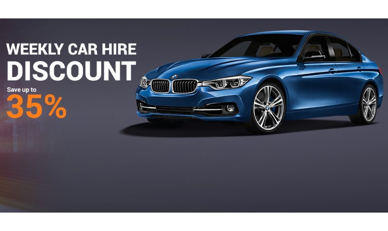 35 Off On Weekly Car Rentals At Sixt Edealo