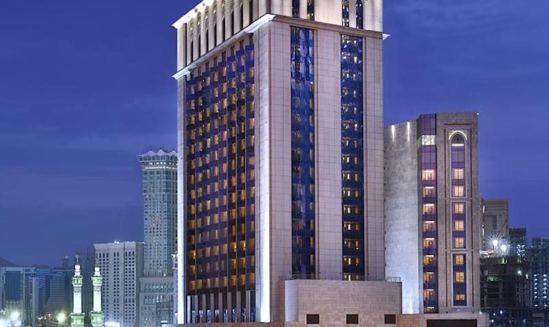 Makkah Marriott Hotel Jabal Omar