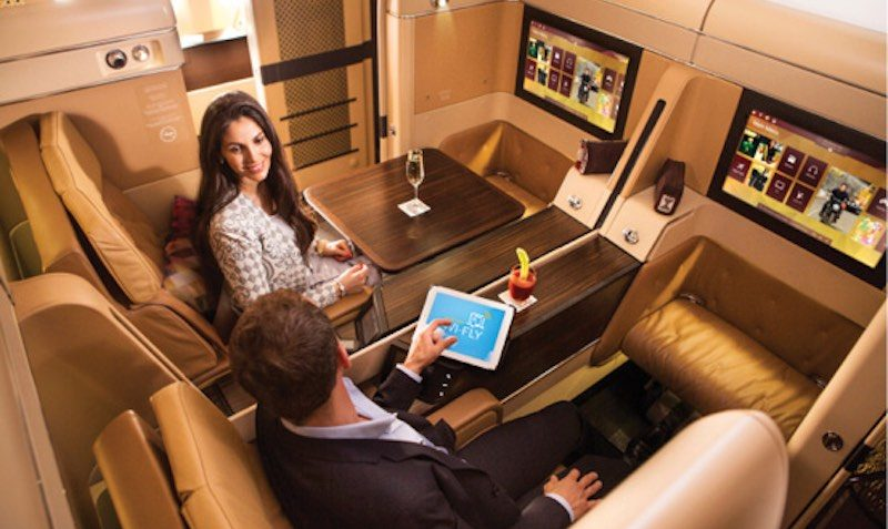 Business Flight Partner SALE on Etihad Airways Flights