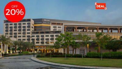 The Westin Doha Hotel & Spa 20off