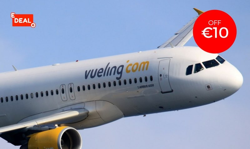 Vueling coupons 2018