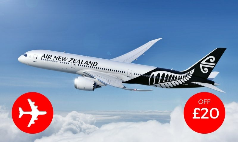 air new zealand coupon