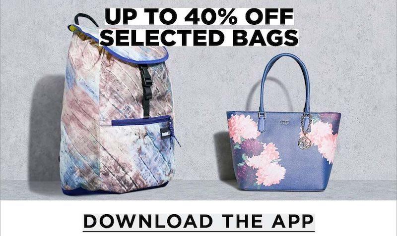 namshi 40off bags