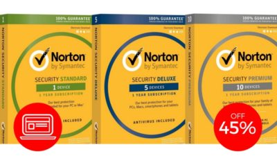 norton security sale