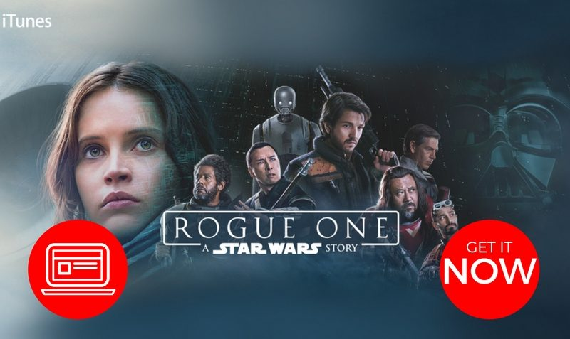 rogue one itunes