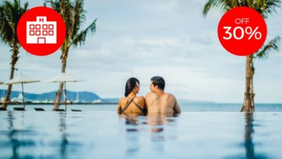 30% OFF at Movenpick Hotels