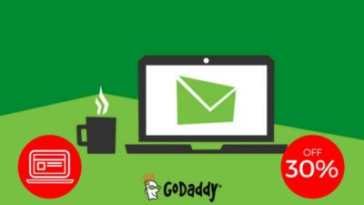 30% off godaddy