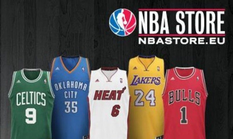 Discount SALE at NBA Store
