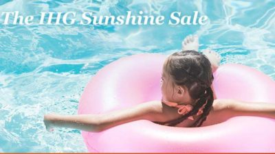 ihg sunshine sale