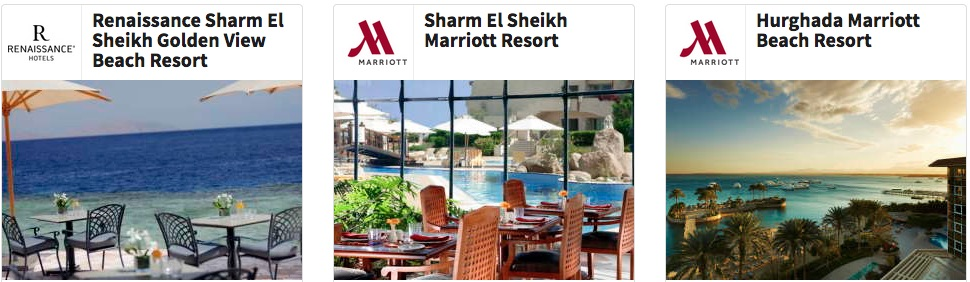 marriott red sea hotels
