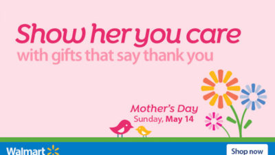 mother's day sale walmart