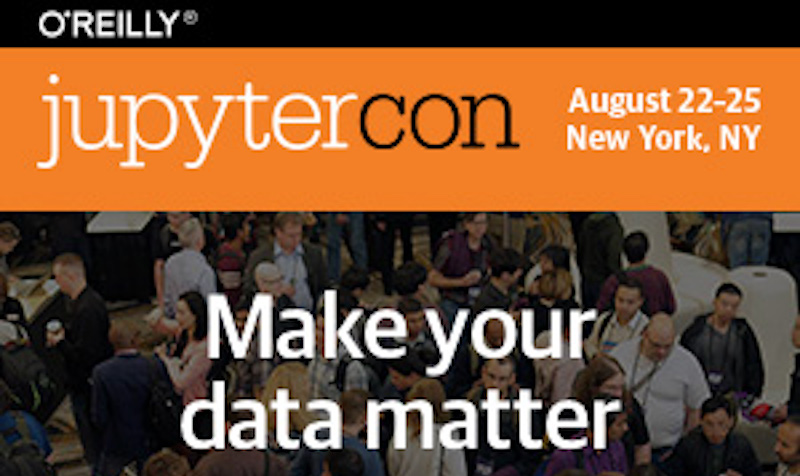 O'Reilly Official Jupyter Conference