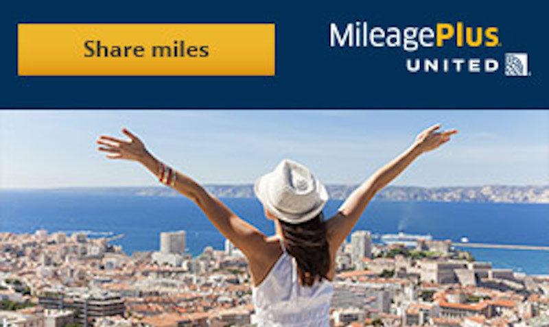 United MilagePlus bonus