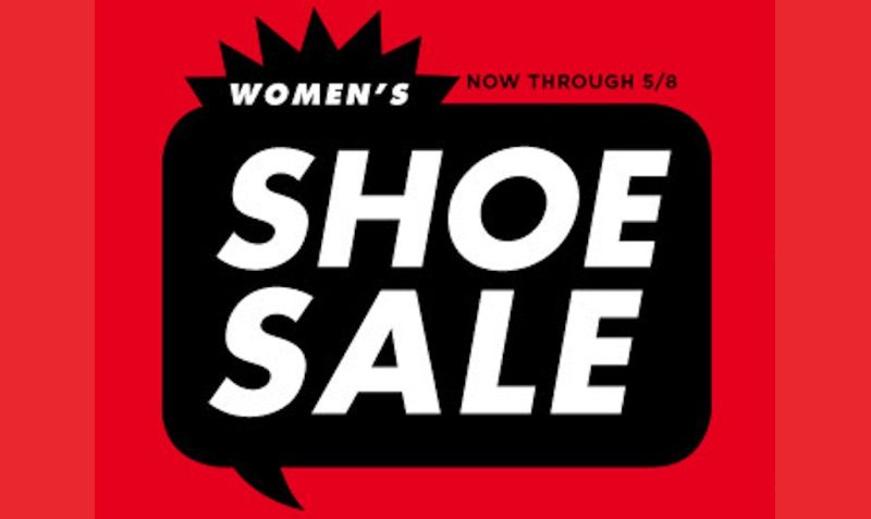bloomingdale's shoe sale