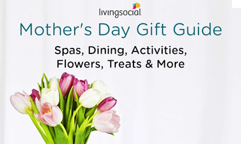 livingsocial mother's day