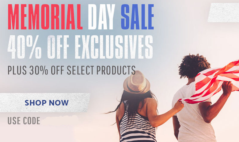 memorial day sale samsonite