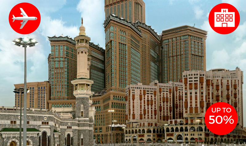RAMADAN UMRA OFFER makkah hotels booking