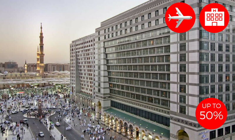 ramadan umra offer madinah hotel booking