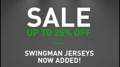 25% off nba store