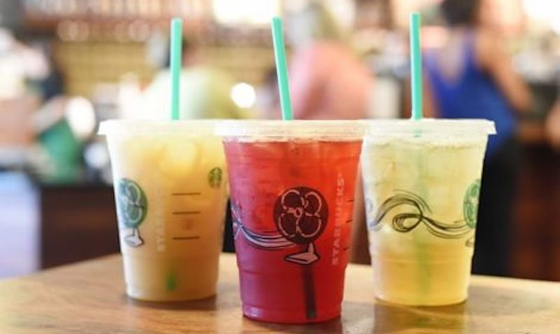 BOGO 50% on Tea Coupon at Starbucks