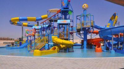 Sheraton Soma Splash Aqua Park