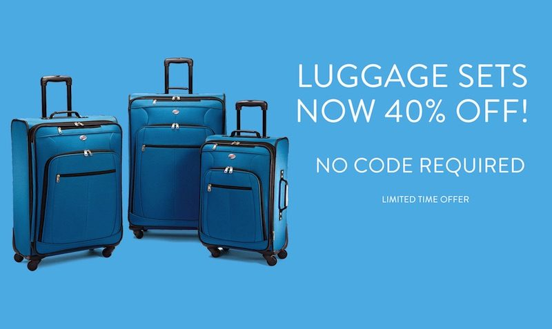 american tourister 40 off