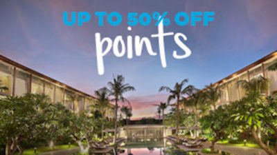 bonus Hilton HHonors points