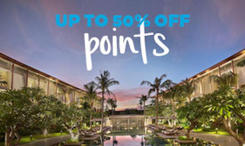 bonus Hilton HHonors points