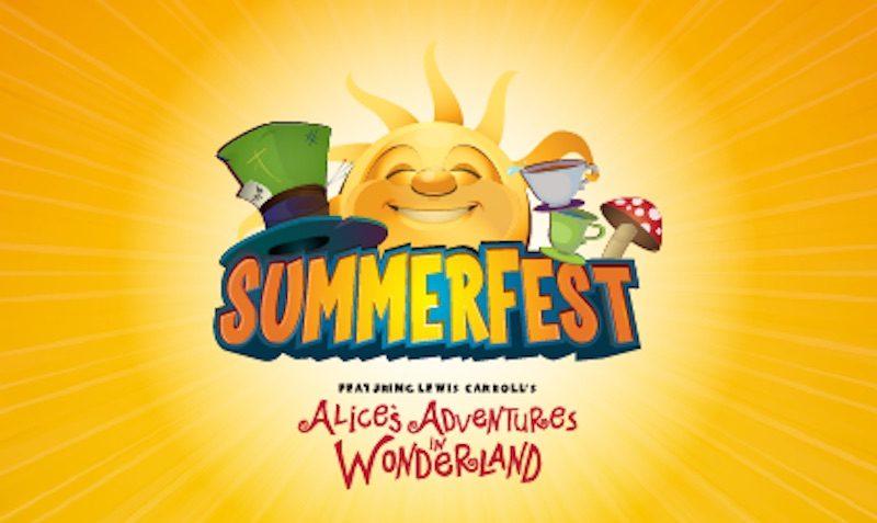 gaylord summer alice wonderland