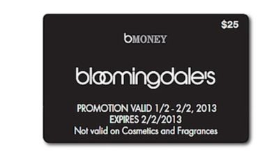 BMONEY GIFTCARD
