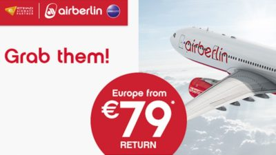 airberlin sale