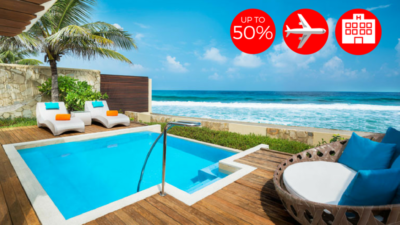 summer travel sale booking com
