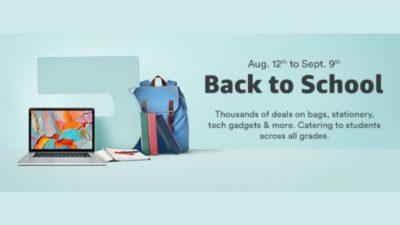 Back to School Sale in UAE