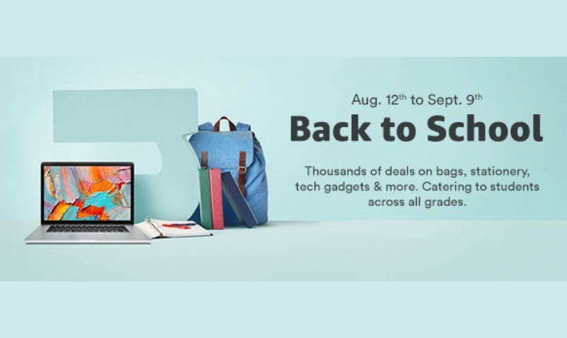 Back to School Sale in UAE