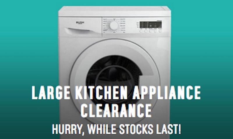 Kitchen Appliance Offers Uk