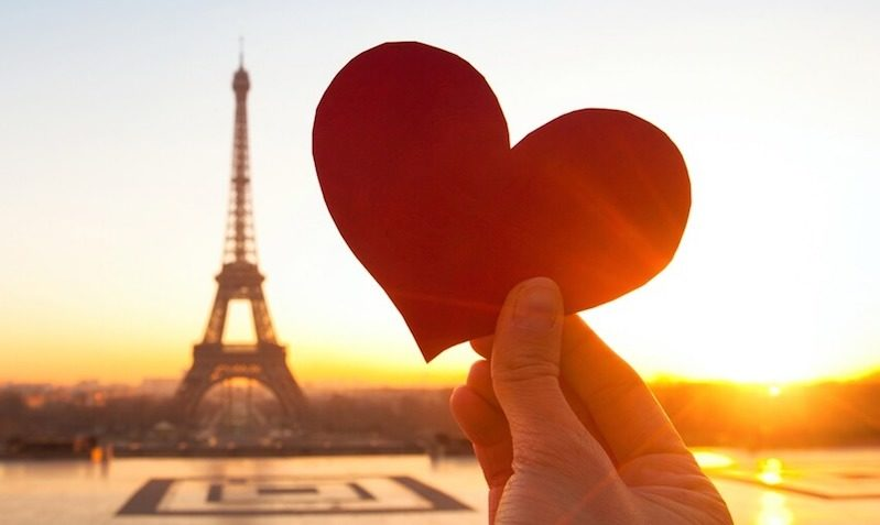 Valentine's Day - Travel with your special someone