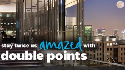 hotels double points hilton