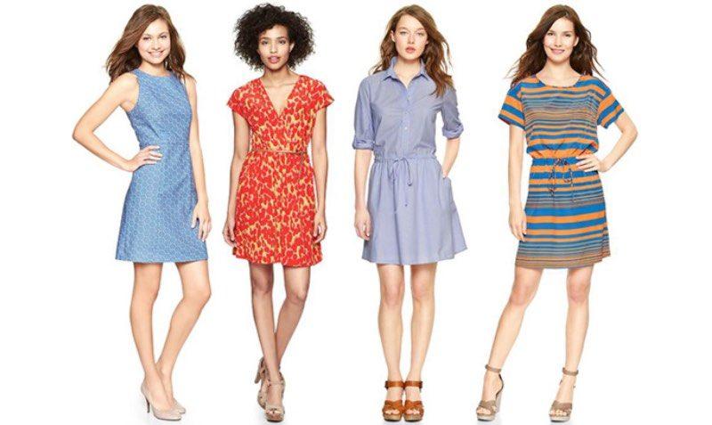 gap dresses